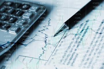 grafici e documenti degli indici di borsa